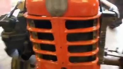 """Трактор-монстр """"Terror"""""""