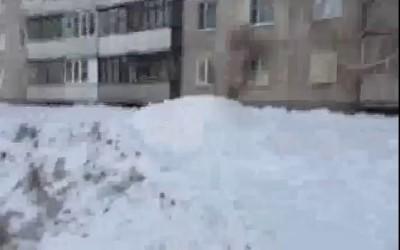 Прыжок с 9 этажа Александр Черников