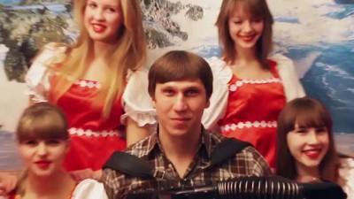 OPA, Russian Style (Gangnam style на баяне) ОПА, рашн стайл!