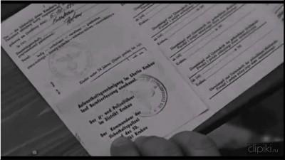 Фрагмент Список шиндлера