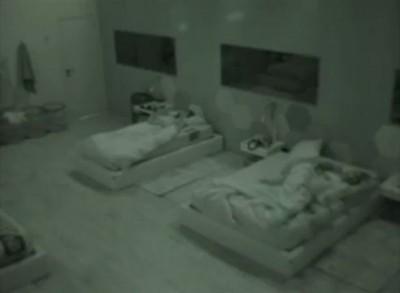 A Gorda e Luciana Abreu, primeira noite na mesma cama - Último a Sair