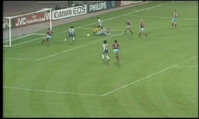 Madjer: final of champion's league 1987, what dares he do !!