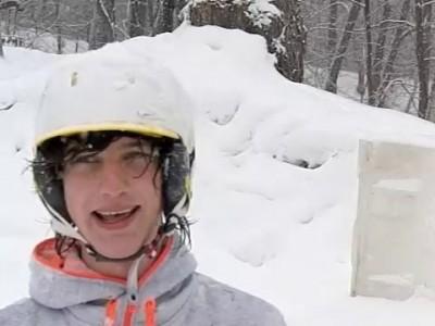 Снежком в голову 2