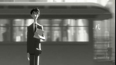 Paperman (Бумажный Человек)