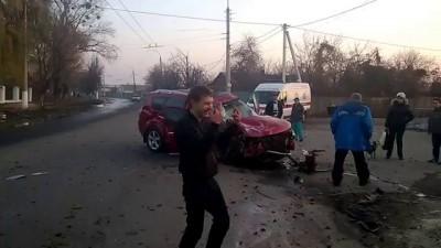 ДТП в Славянске 02.11.2013