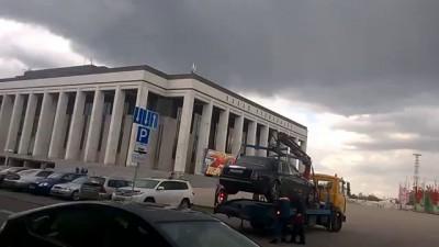 Эвакуация ролс-ройса Минск 14.05.2015