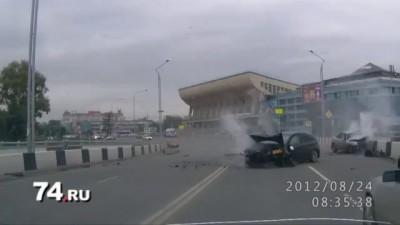 Лобовуха в Челябинске