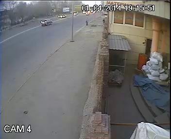 ДТП Алматы. 1 апреля