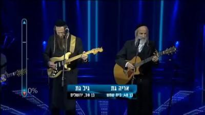 Музыканты из Иерусалима