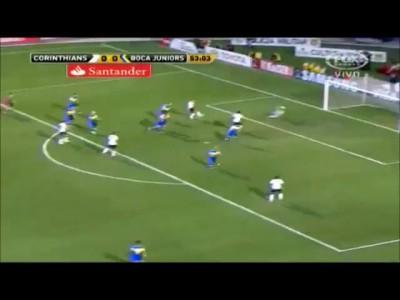Corinthians 2-0 Boca Juniors
