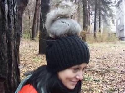 Белочка и шапочка