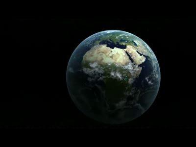 4 измерение и создание Земли