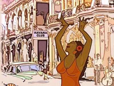 Angilley - Havana Club