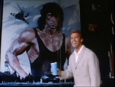 Twins - Zwillinge - Schwarzenegger Vs. Rambo