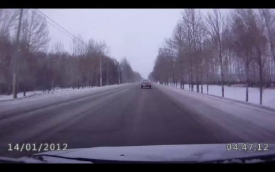 по пути домой 4 радара на скорость