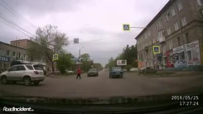 Полет мотоциклиста