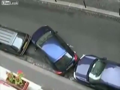 Не хватает места для парковки?