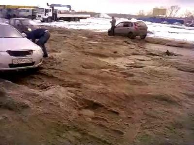 Дорога Оренбург 2