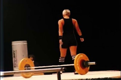 Samantha Wright - American Open 2011