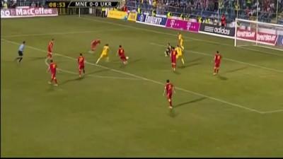Черногория -- Украина -- 0:4. Обзор