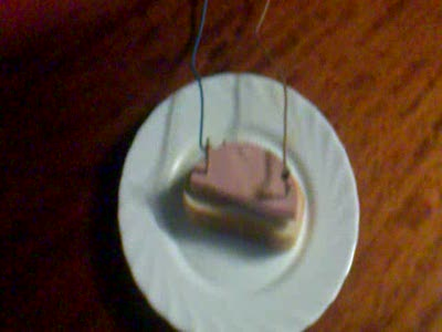 Греем бутерброд