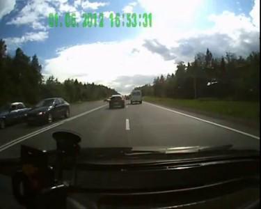 авария на Киевском шоссе 1 июня 2012года