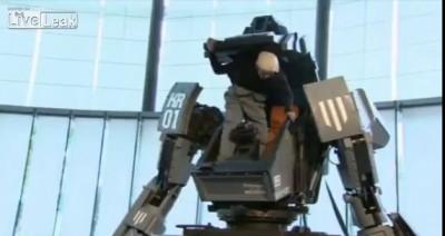 Роботы-бойцы