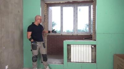 Теплый пол на лоджии. Утепление балконов и лоджий. Остекление и отделка, окна-ПВХ. Дизайн и ремонт.