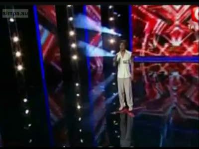 x-factor - Дмитриев Павел