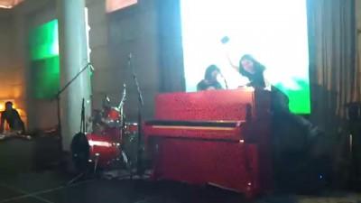 Саша Грей в одесском клубе.