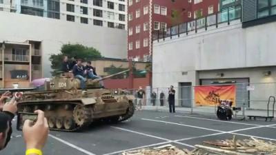 Deutch tank