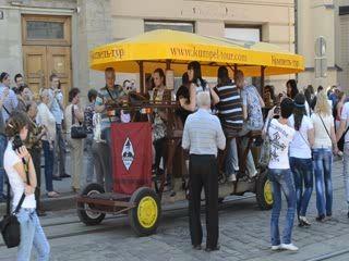Львовский транспорт