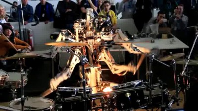 робот-ударник