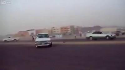 Дрифтинг по-арабски
