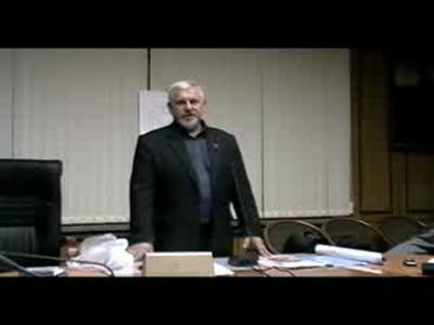 В.Г. Жданов в Государственной Думе 24 февраля 2010 г. (ответы на вопросы)