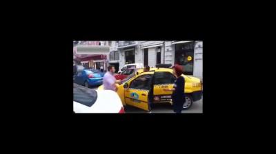 Таксист.