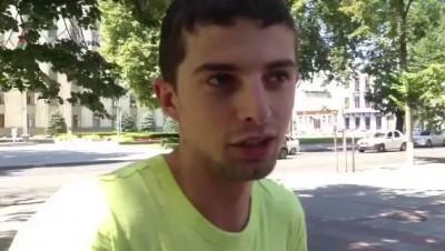 Навальный - червяк мерзкий... 20.08.13г