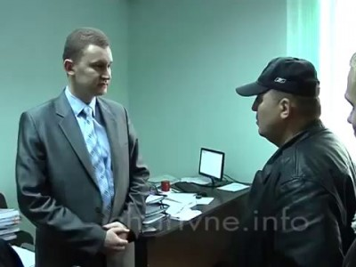 Музичко в гостях у прокурора