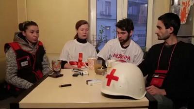 Что СКРЫВАЕТ Майдан Медики Майдана говорят правду на всю страну!!!
