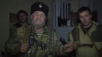 Здание СБУ г. Луганска 09.04.2014г. 18:30
