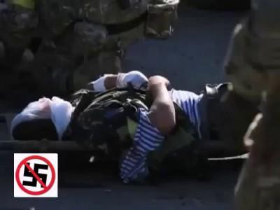 Украина. Нацгвардия и правый сектор несут потери, требуется эвакуация и реабилитация 3.6.2014