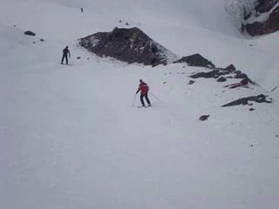 Горные лыжи на Эльбрусе