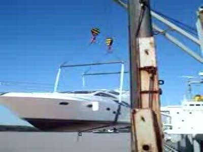 как угробить яхту