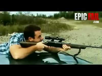 Одноглазый снайпер