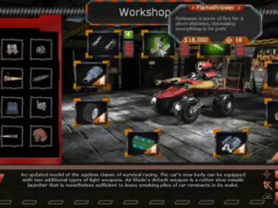 Rock'n'Roll Racing 3D