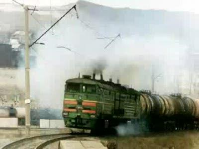 Гонки поездов 3