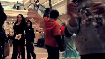 танец девушки