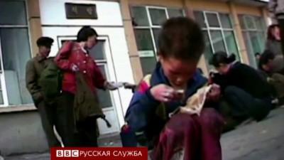 Как выглядит нищета в КНДР