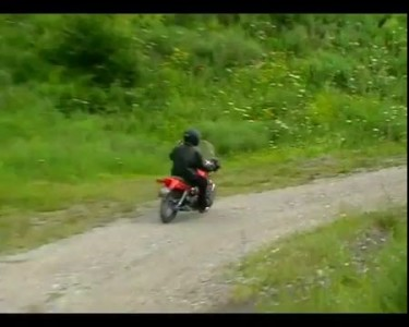 "Methusalem""the Black Hole""moped Kavkaz russian biker extreme ride"