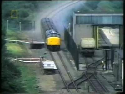 Краш-тест поезда